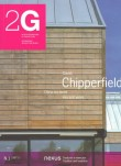 2G 1: David Chipperfield OUT OF PRINT