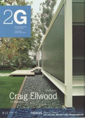 2G 12: Craig Ellwood OUT OF PRINT