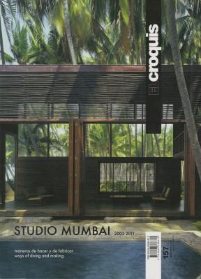 El Croquis 157: Studio Mumbai 2003-2011 – Out of Print