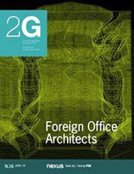 2G 16: Foreign Office Architects OUT OF PRINT