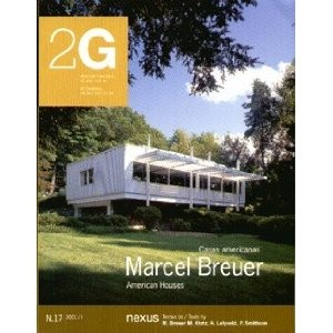 2G 17: Marcel Breuer OUT OF PRINT