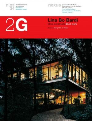 2G 23/24: Lina Bo Bardi OUT OF PRINT