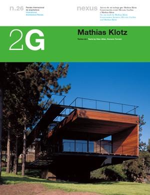2G 26: Mathias Klotz