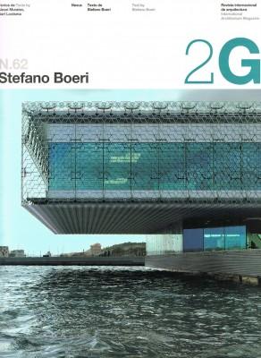 2G 62: Stefano Boeri