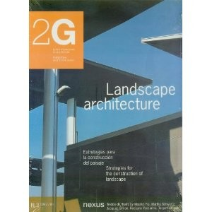 2G 3: Landscape Architecture OUT OF PRINT