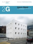 2G 37: Valerio Olgiati OUT OF PRINT