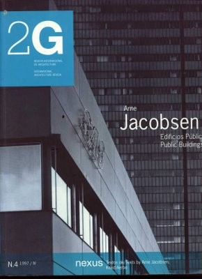 2G 4: Arne Jacobsen OUT OF PRINT