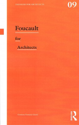 Foucault for Architects