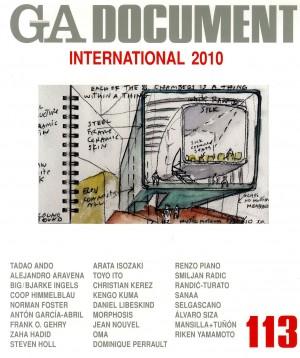 GA Document 113: International 2010