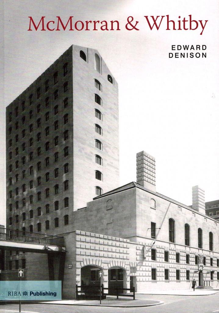 20Th Century Architects twentieth century architects: mcmorran & whitby | aa bookshop