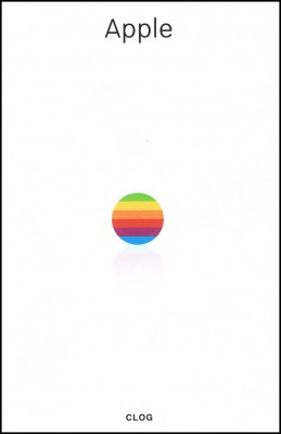 CLOG| Apple – Out of Print