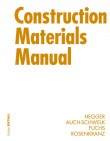 Birkhauser Detail: Construction Materials Manual