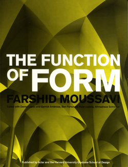 Function of Form by Farshid Moussavi – Temporarily Unavailable
