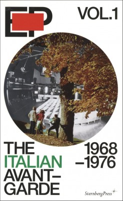 EP Vol. 1: The Italian avant-garde: 1968 – 1976