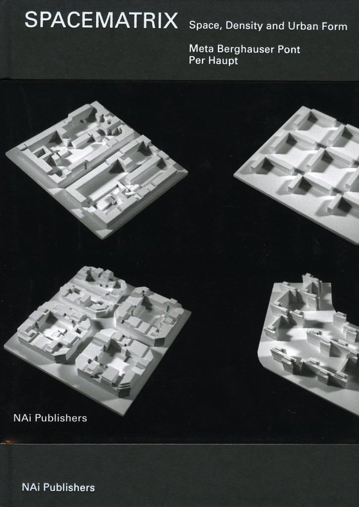 Space Matrix: Space, Density and Urban Form | AA Bookshop