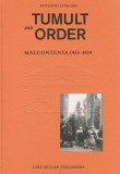 Tumult and Order : Malcontenta 1924-1939