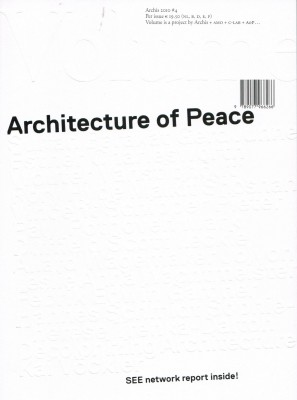 Volume #26:  Architecture of Peace