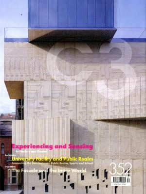 C3 352| Experiencing and Sensing