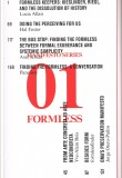 Formless: Storefront for Art and Architecture Manifesto Series 01