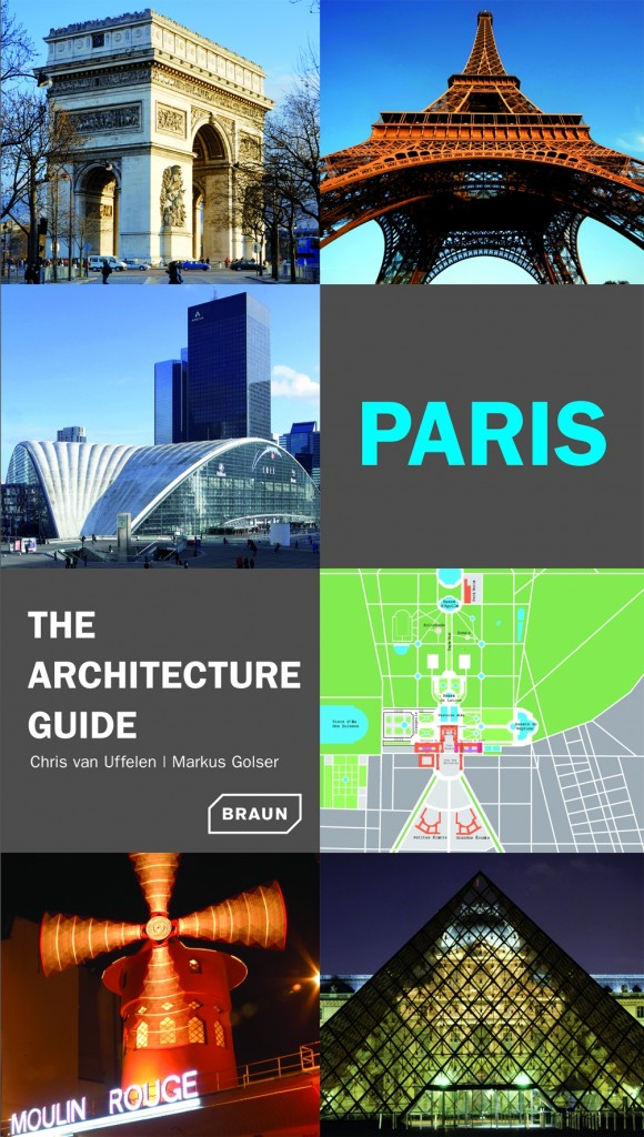 paris the architecture guide aa bookshop
