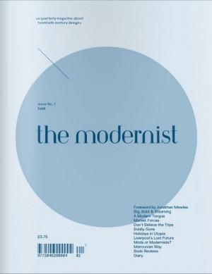 The Modernist #1: Bold