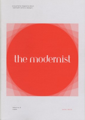 The Modernist #6: Cuppa