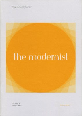 The Modernist #8: Carried Away