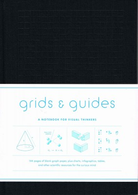Grids & Guides. A Notebook for Visual Thinkers.