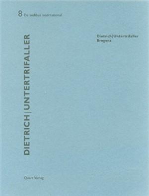 De Aedibus International 8: Dietrich & Untertrifaller