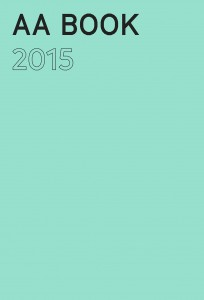 Projects Review 2015 temporary book cover