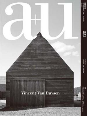 a+u 552 | 2016:09 | Vincent Van Duysen