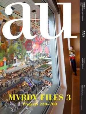 A + U 559 MDRDV Files 3 Projects 230-700