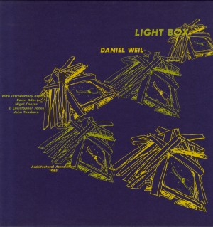 Daniel Weil: Light Box (Box 1)