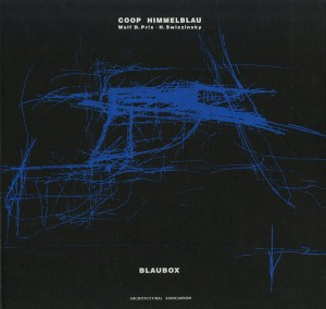 Coop Himmelblau: Blaubox Folio XIII