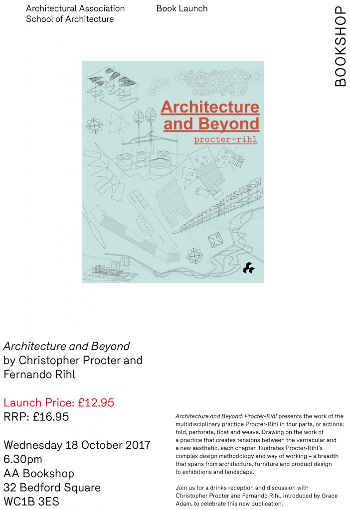 171011 Architecture and Beyond - October 2017