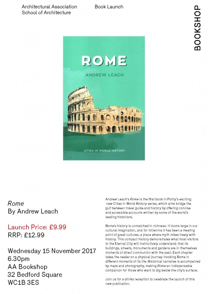 171101 Rome November 2017
