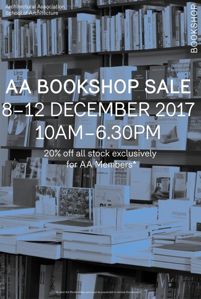 171201 Bookshop December Sale 2017
