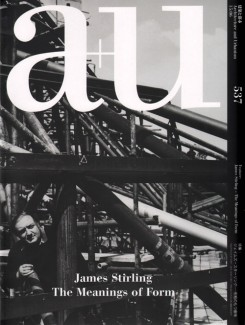 a+u 537|15:06|James Sterling: The Meanings of Form – Out of Print