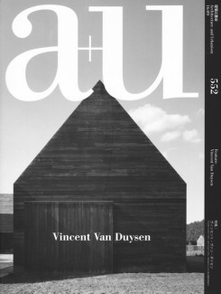 a+u 552 2016:09 Vincent Van Duysen