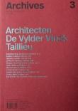 Archives 3: Architecten De Vylder Vinck Taillieu