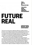 Future Real: Louis I. Kahn Visiting Assistant Professorship 08