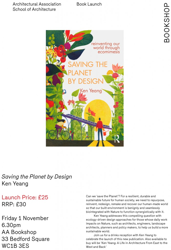 191022 Saving the Planet by Design November 2019-1