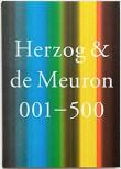 Herzog & de Meuron 001–500