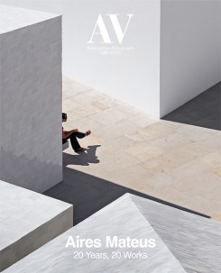 AV Monographs 225: Aires Mateus – 20 Years, 20 Works