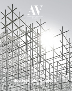AV Monographs 226 – Sou Fujimoto Architects 2000-2020