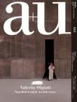 A+U 601 2020:10 Valerio Olgiati – Non-Referential Architecture