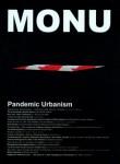Monu 33: Pandemic Urbanism