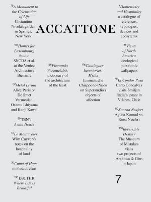 Accattone Magazine – Issue 7